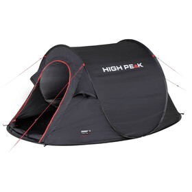 High Peak Vision 2 Tent, black